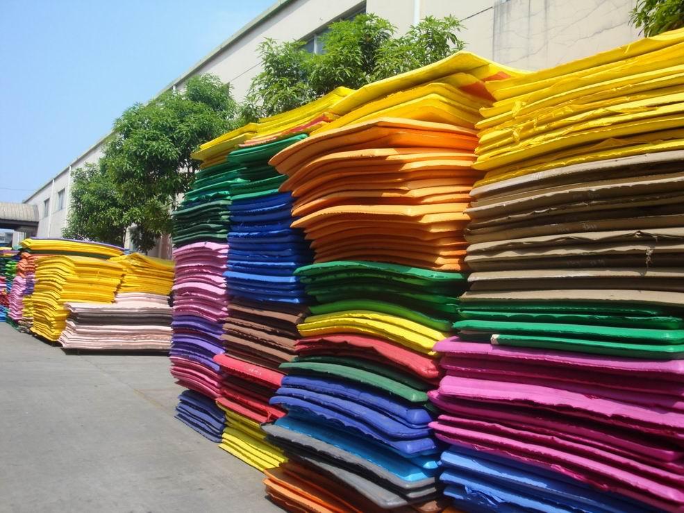 Hunan Raco Enterprises Co Ltd Our Eva Foam Factory Photoes